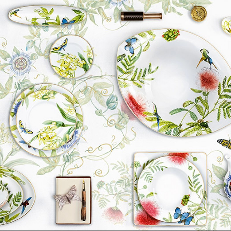 'Amazonia' Table service for Two by Villeroy Boch