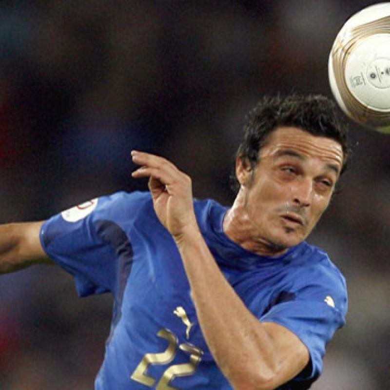 Oddo's Italy Match Shirt, 2006/07