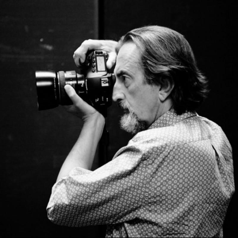 Photo Portrait Shot by Giovanni Gastel