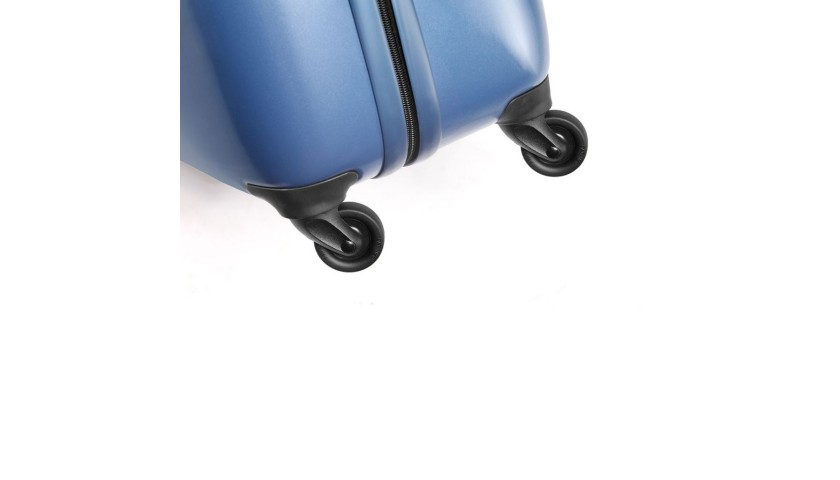 Blue Spinner 67 Trolley Bag
