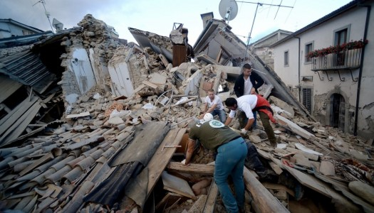 CharityStars Raises Over €200,000 To Support Italian Earthquake Victims