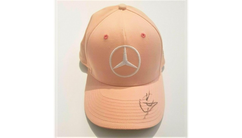 Hamilton Official Signed Cap, Monaco 2018