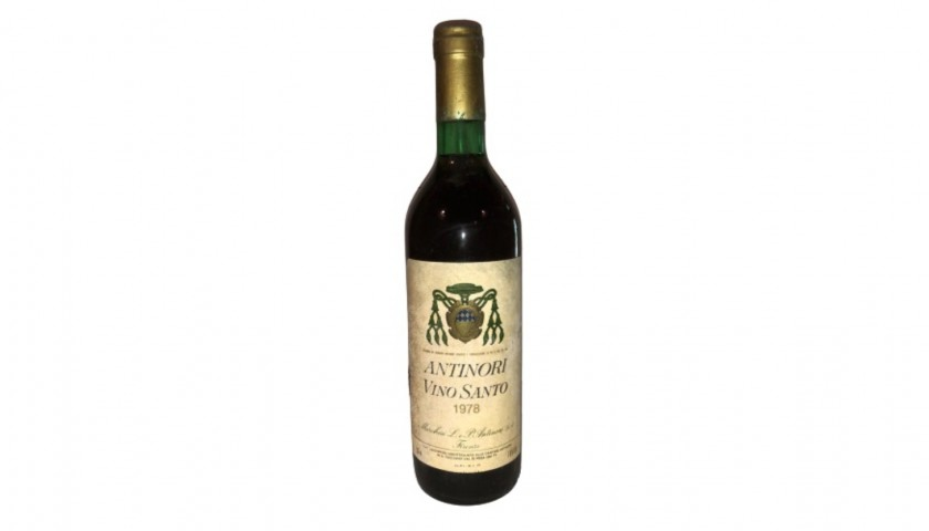 Bottle of Antinori Vino Santo, 1978 - Chianti Marchesi di Antinori