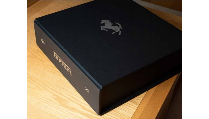The Ferrari Enzo - Special Edition (Red) and Ferrari Polaroid Collection