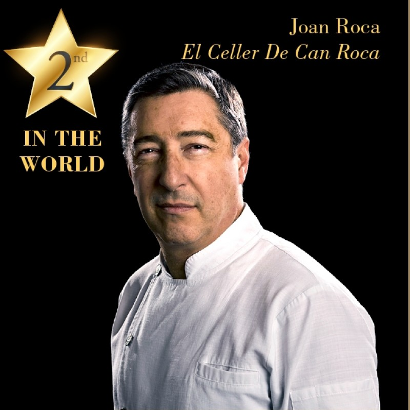 Join Four of the World's Greatest Chef's for a Culinary Experience - Gold Level Ticket