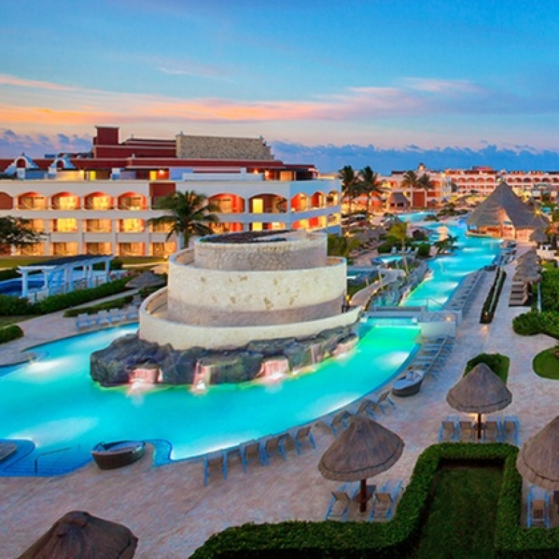A Mexican Paradise Getaway for Two Including Airfare