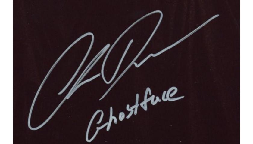 Chris Durand Signed Scream Photo