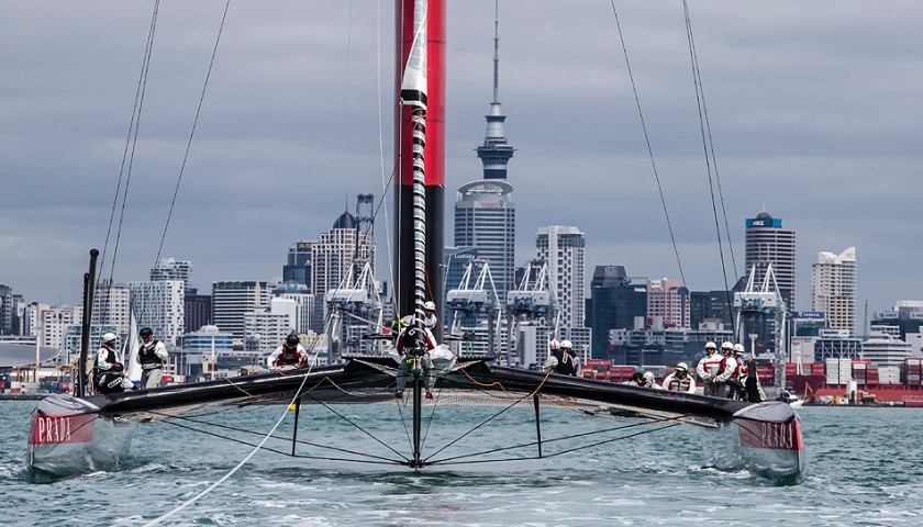 Attend the America's Cup World Series 2019