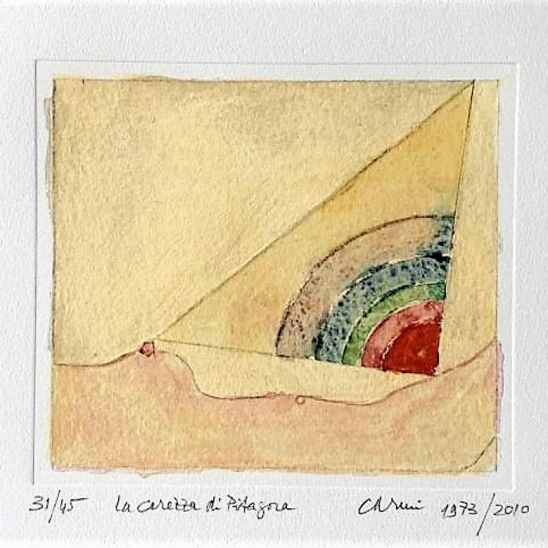"""""""La Carezza di Pitagora"""" by Eugenio Carmi"""