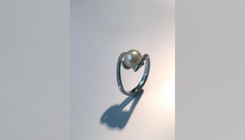 """Ricciolo"" Ring by Scavia"