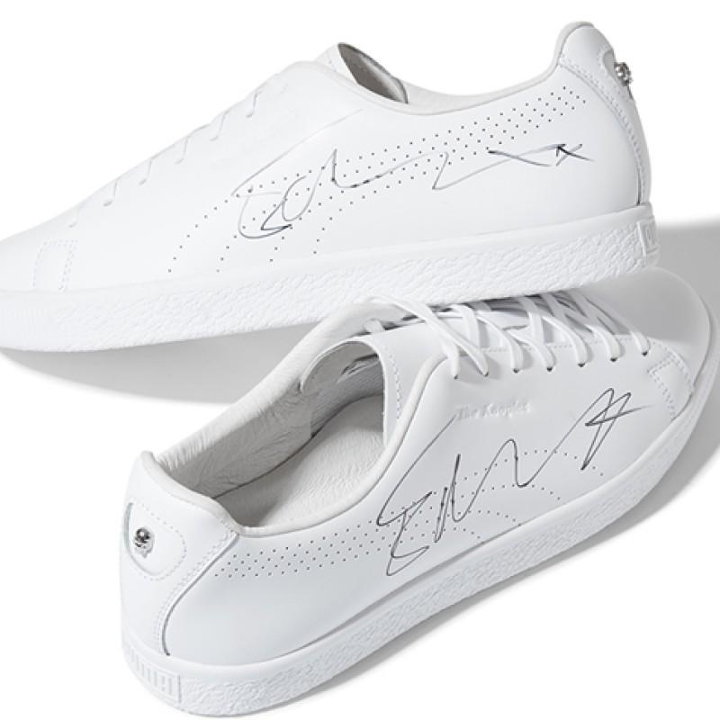 Ed Sheeran Signed Shoes
