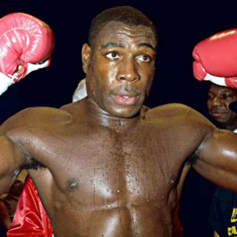 "Enjoy a VIP Table for 10 at ""An Evening with Frank Bruno"""