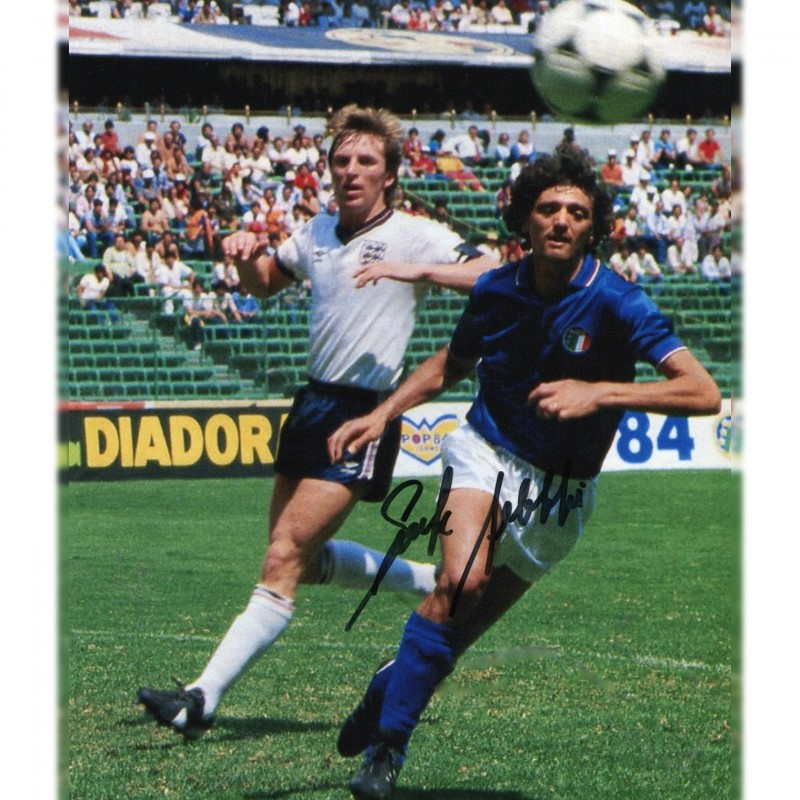 Photograph Signed by Alessandro Altobelli