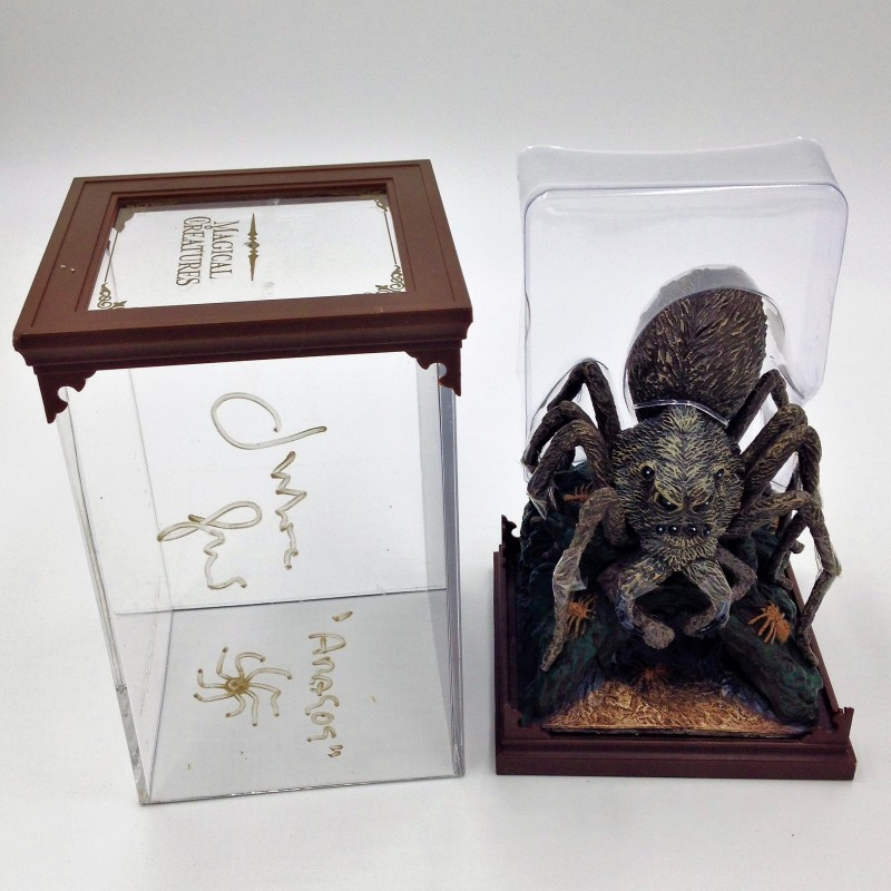"""Harry Potter"" Aragog Statue Signed by Julian Glover"