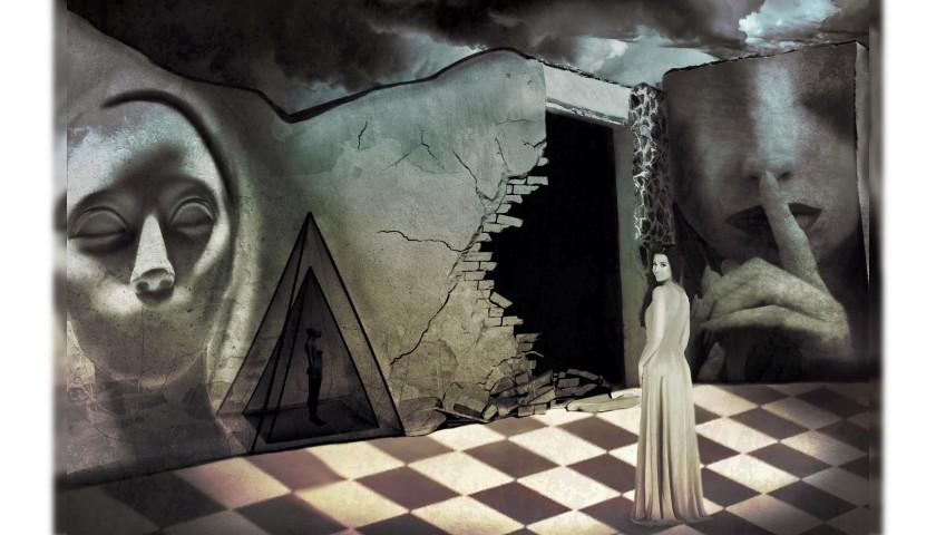 """The Scream of Silence"" by Ylenia Pizzetti"