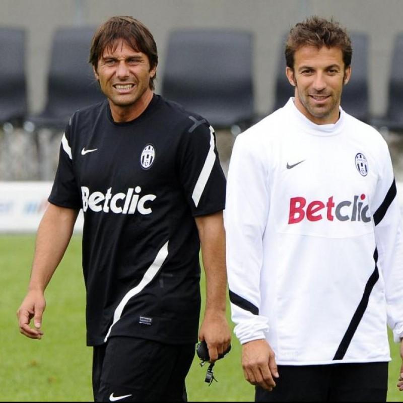 Juventus Training Sweatshirt, 2011/12 Season
