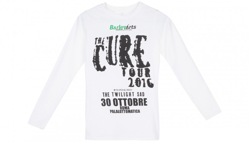 Staff T-Shirt from The Cure's 2016 Tour