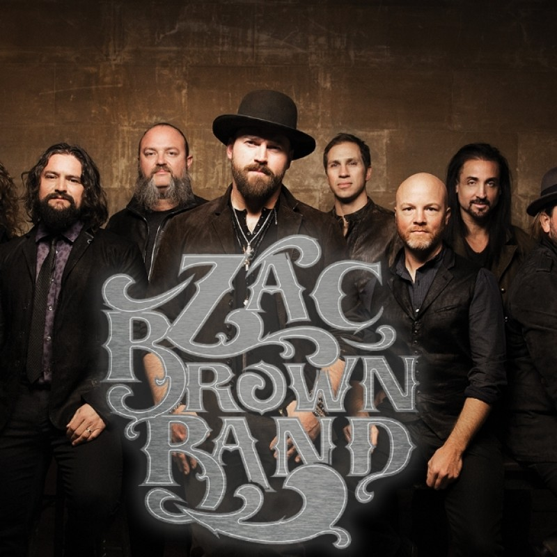 Zac Brown Concert and Meet & Greet for Two