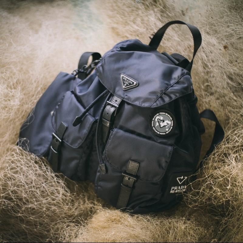 Prada Limited Edition Re-Nylon Backpack