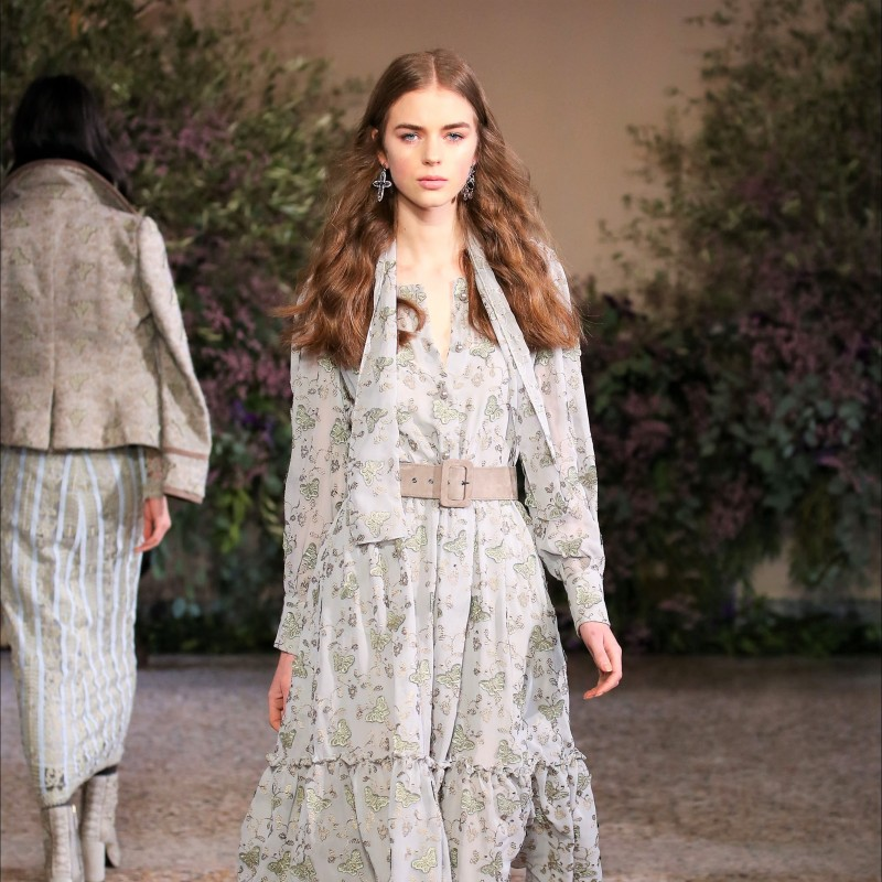 Attend the Luisa Beccaria Fashion Show S/S 2020