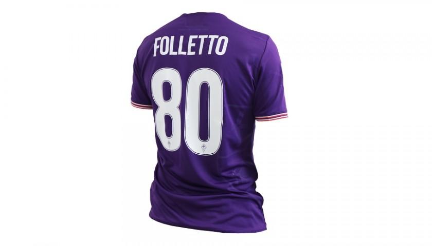 Maglia Home Fiorentina Bambino