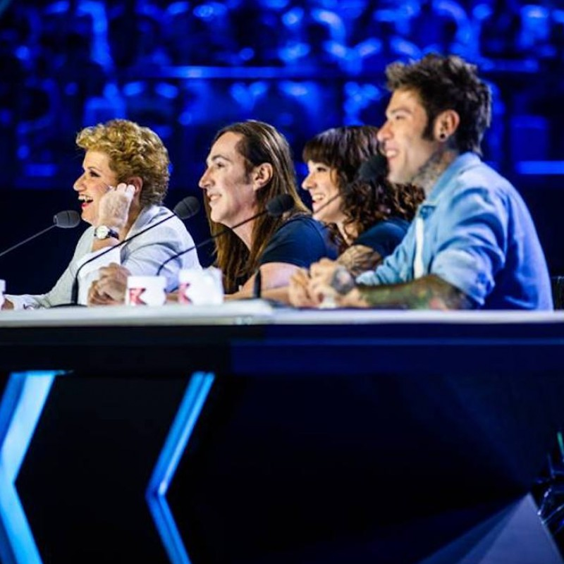 4 Tickets to the X Factor Italy 2018 Final with Hospitality