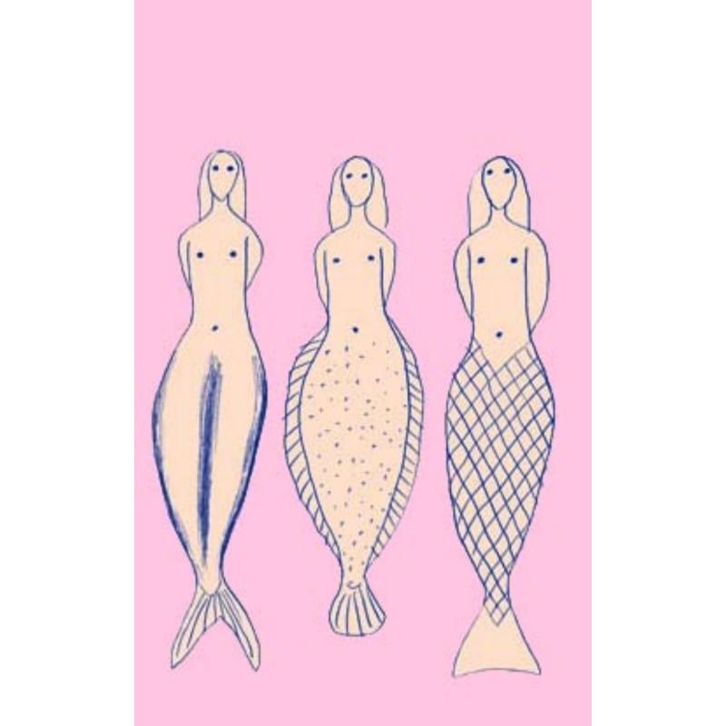 """Sirene"" by Guido Scarabottolo"