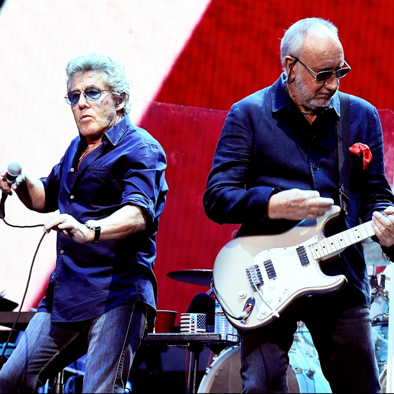 2 Tickets to Enjoy The Who Show from Private Box at Wembley
