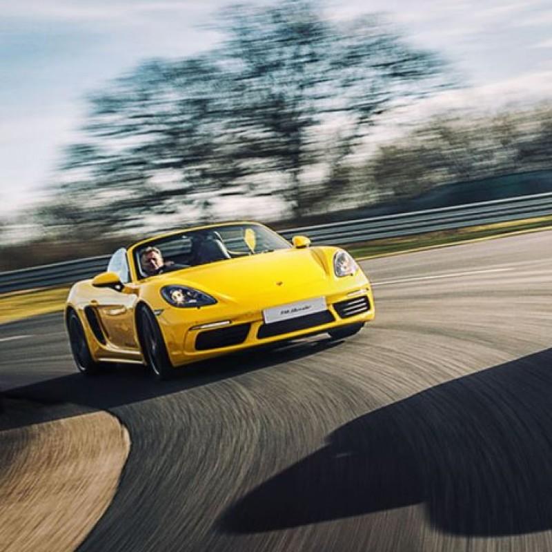 Silverstone Porsche Driving Experience