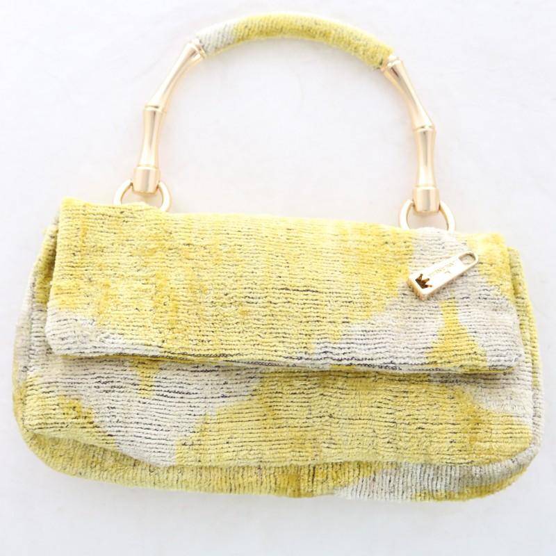 La Milanesa Velvet Bag