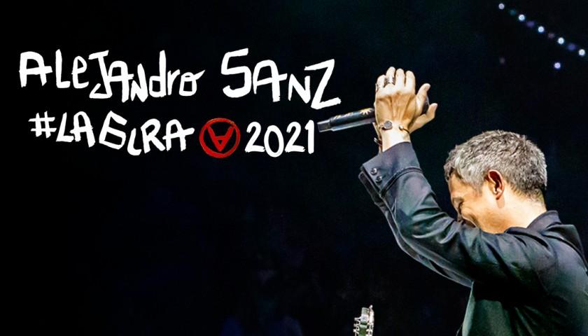 Win Alejandro Sanz' Personal VIP Seats in Miami, FL