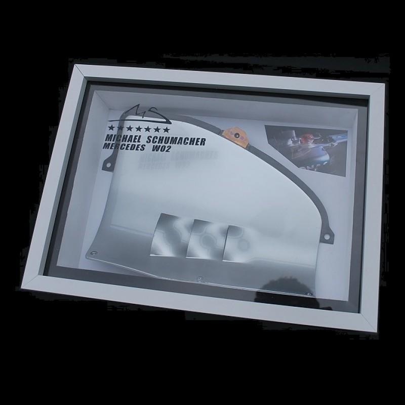 Michael Schumacher/Nico Rosberg 2011 Mercedes Radiator Inlet Piece