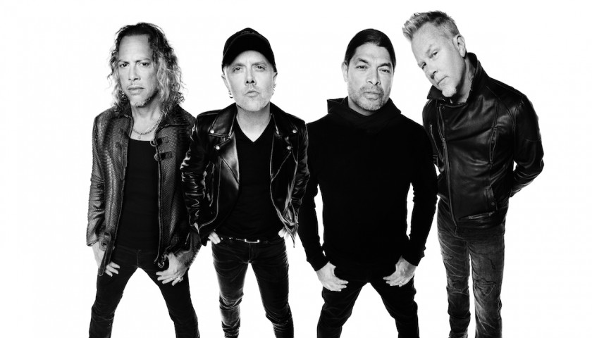 Meet Metallica with VIP Concert Tickets