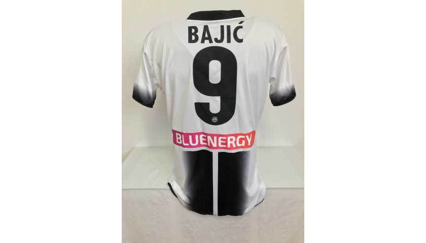 Bajic's Udinese Match Shirt, Serie A 2017/18