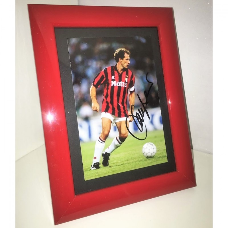 Franco Baresi Signed Photograph