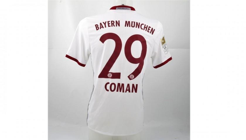 Maglia Home FC Bayern München Kingsley Coman