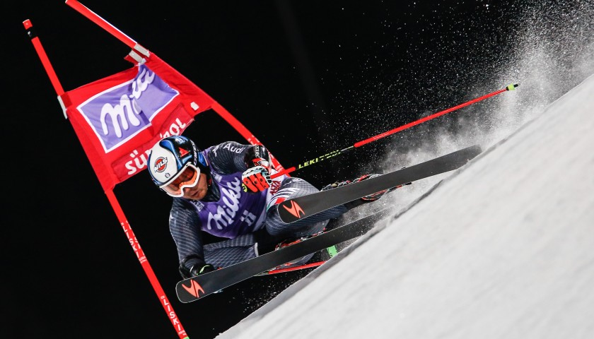 Ski World Cup in Alta Badia Experience