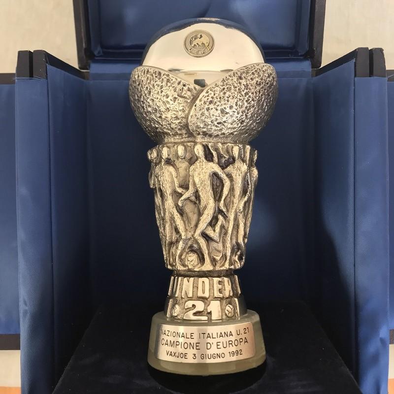 Replica Euro U21 Cup 1992 - European Champions