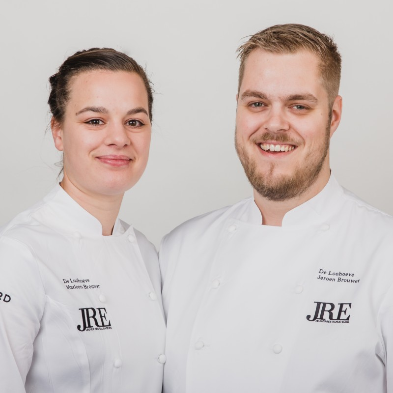 All-Inclusive Experience for Six at De Loohoeve with Marleen and Jeroen Brouwer