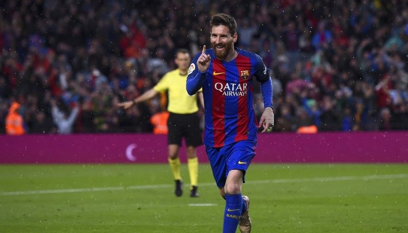 640df9c5ff8 signed lionel messi 2016 17 shirt – charitystars. Download Image 840 X 480