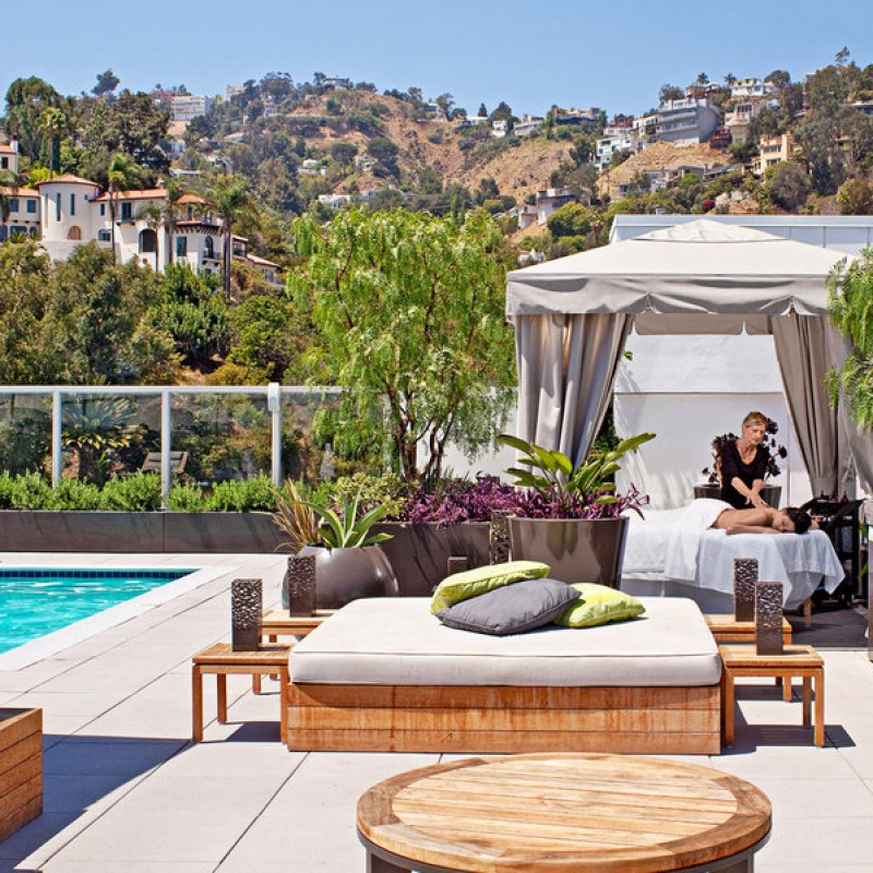 Stay at The Andaz Hotel in West Hollywood for 2