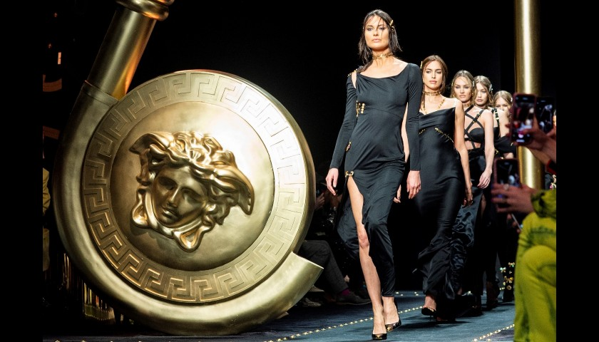 Attend the Versace Fashion Show S/S 2020