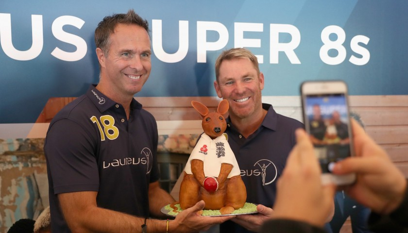 Team of 10 to Play Cricket with Michael Vaughan at the Oval