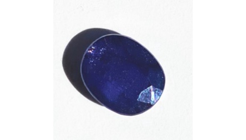 Sapphire Cabochon