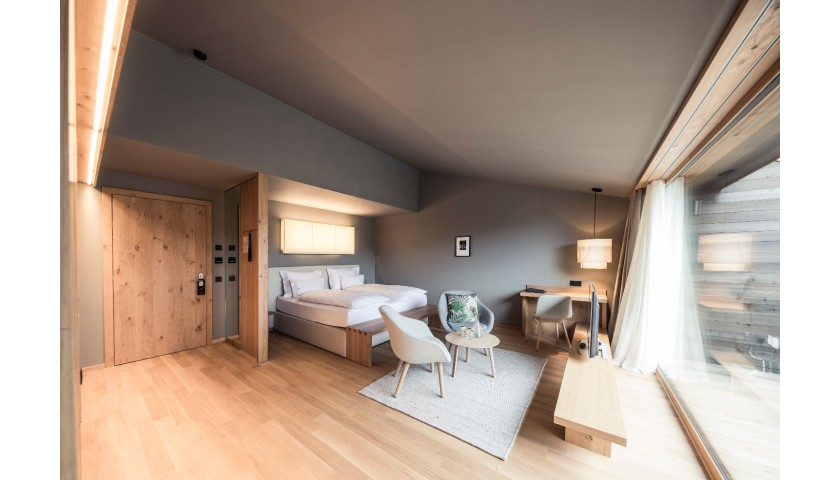 Enjoy a Two-Night Stay for Two at Hotel Lamm in Castelrotto