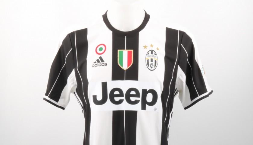 Mandzukic Match issued/worn Shirt, TIM Cup Final Juventus-Milan ...