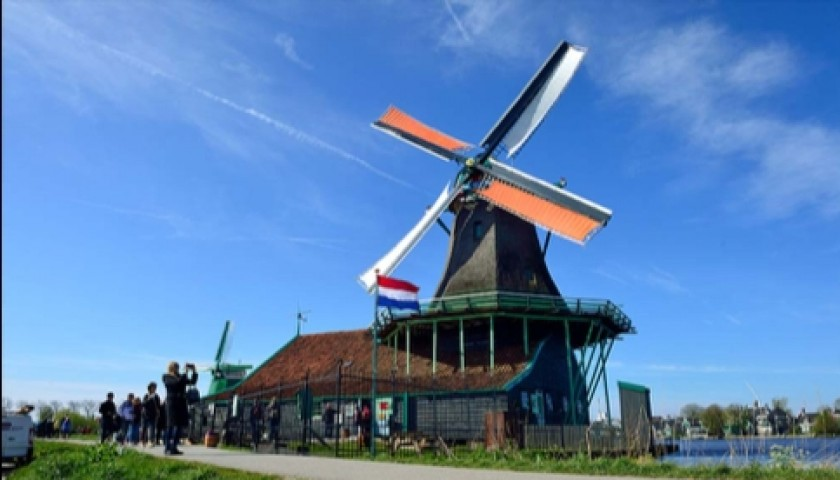 Official Mill Tour Weekend in Zaandam (Amsterdam) for 2 People