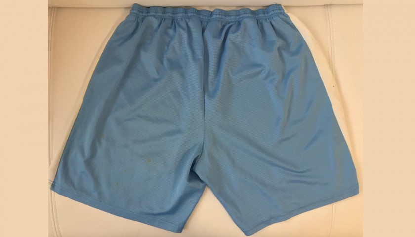 Almeyda's Lazio Worn Shorts, 1999/00