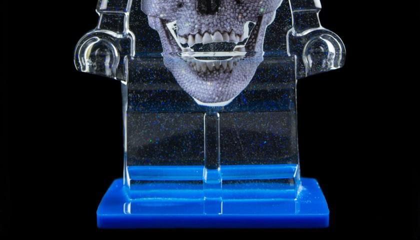"""""""Alter Ego Skull 250"""" - Print by Alessandro Piano"""