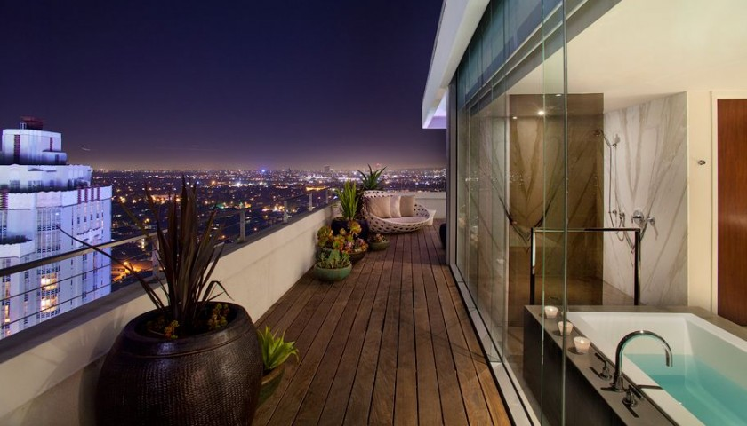 Soggiorno all\'Andaz Hotel a West Hollywood per due persone ...